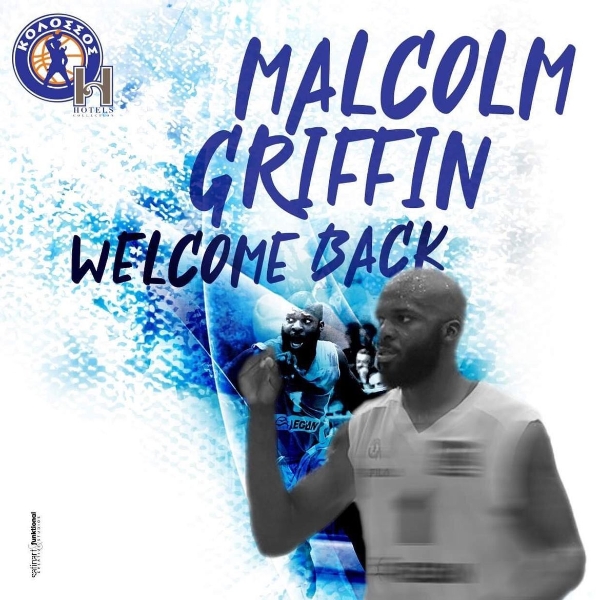 Malcolm Griffin