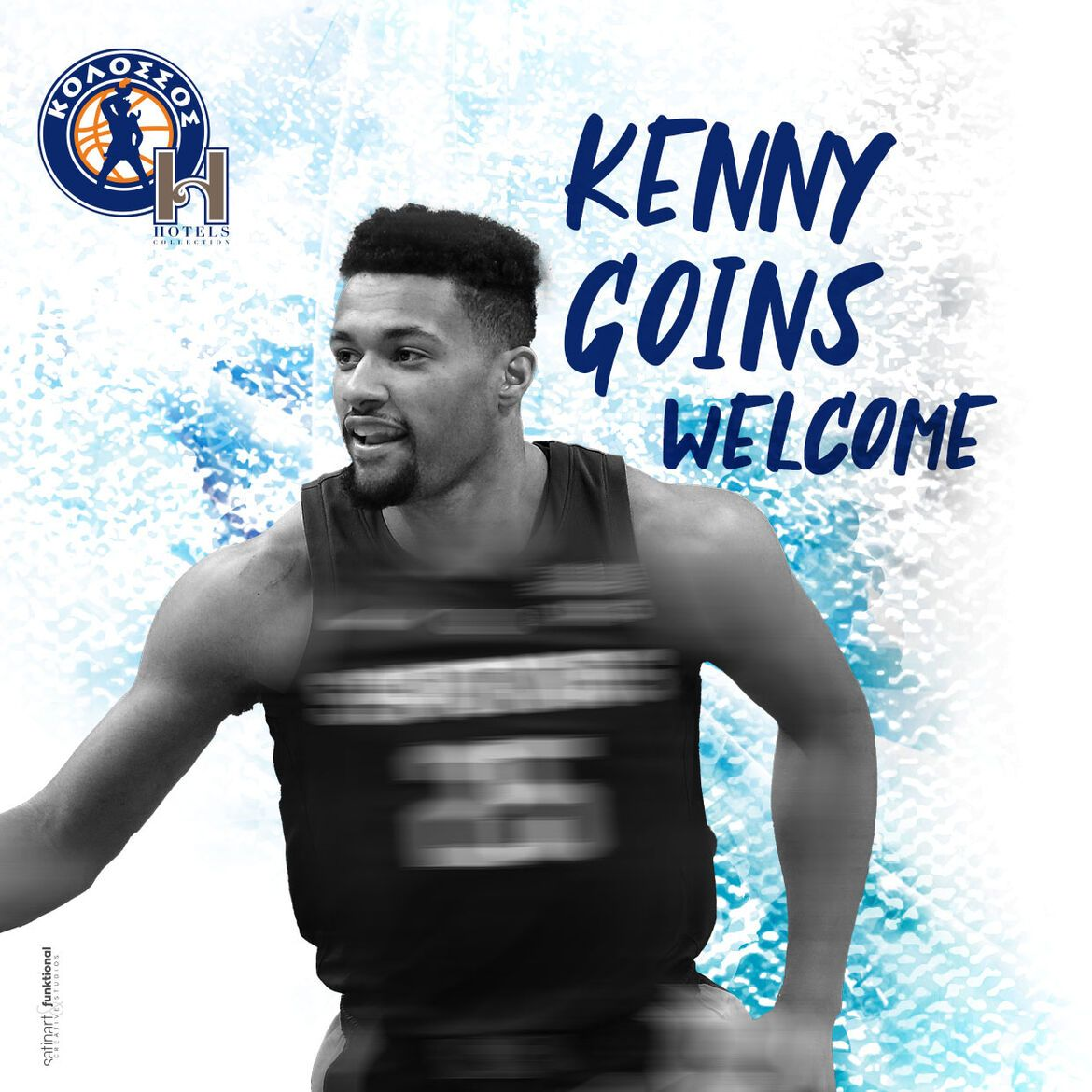 Kenny Goins